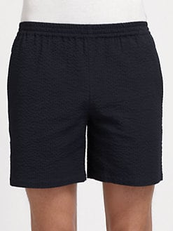 A.P.C. - Seersucker Shorts