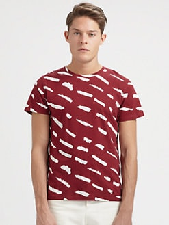 A.P.C. - Printed Cotton Tee