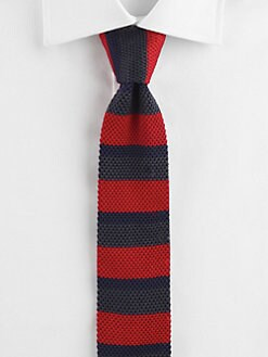 Bespoken - Silk Knit Tie