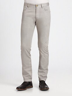 Bespoken - Slim-Fit Cotton Pants