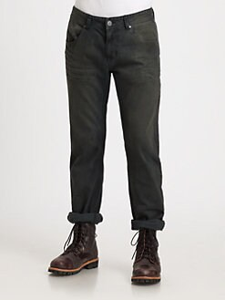 Rogue - Dirty-Wash Denim Jeans