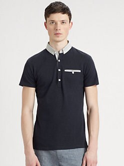 Bespoken - Cotton Pique Polo Shirt