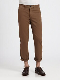Bespoken - Chaplin Cotton Chinos