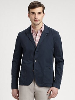 Bespoken - Pikey Cotton Blazer