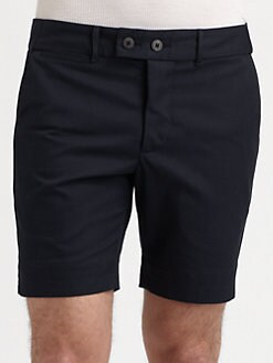 NUMBER:Lab - Tailored Shorts