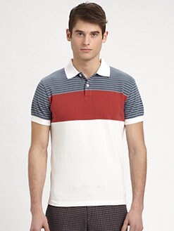 Gant by Michael Bastian - Chest Stripe Polo