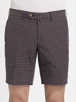 Gant by Michael Bastian - Checked Shorts