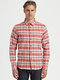 A.P.C. - Chemise Button Down Sportshirt