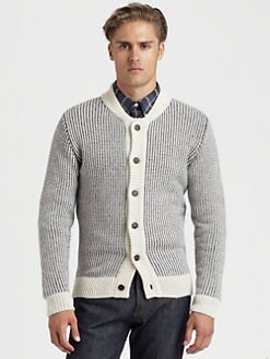 A.P.C. - Wool Cardigan