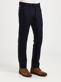 NUMBER:Lab - Tailored Trouser