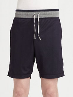 NUMBER:Lab - Tech Drawstring Short