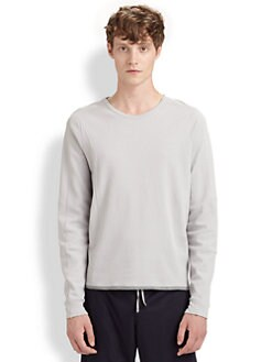 NUMBER:Lab - Thermal Crewneck Tee
