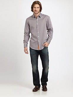 Robert Graham - Nemo Striped Woven Sportshirt