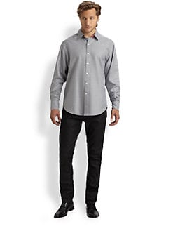 Robert Graham - Puckle Cotton Sportshirt