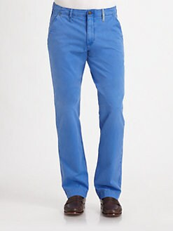 Robert Graham - Jeano Classic Straight-Leg Jeans