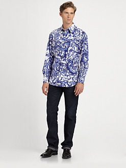 Robert Graham - Bluewater Sportshirt