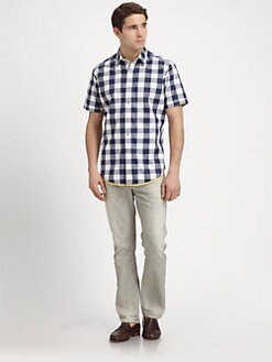 Robert Graham - Gables Cotton Sportshirt