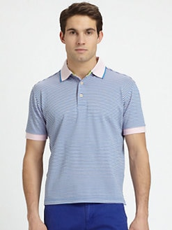 Robert Graham - Barcelo Cotton Polo