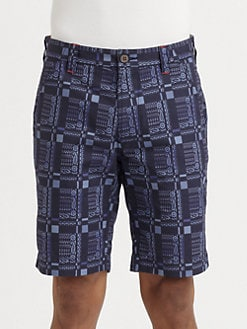 Robert Graham - Six Sense Paisley Shorts