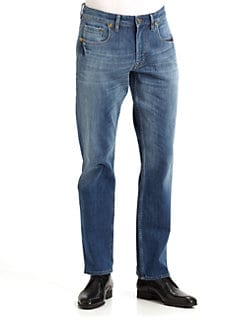Robert Graham - Stretchin Out Classic-Fit Jeans