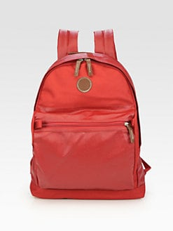 Fred Perry - Coated Nylon Rucksack
