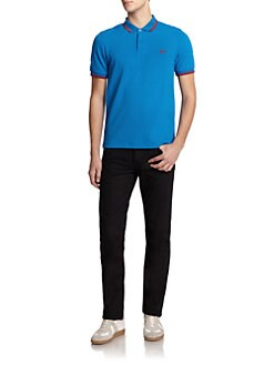 Fred Perry - Twin Tipped Cotton Polo