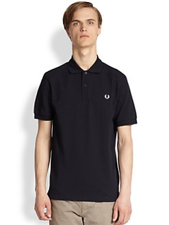 Fred Perry - Slim-Fit Cotton Polo