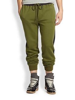 Marc by Marc Jacobs - Roy Stretch Cotton Sweatpants