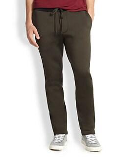 Marc by Marc Jacobs - Key Stretch Sweatpants