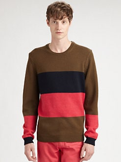 Marc by Marc Jacobs - Wool Freddie Sweater
