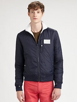 Marc by Marc Jacobs - Quilted Sigmund Jacket