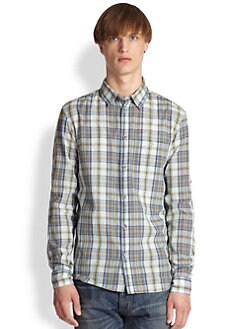 Marc by Marc Jacobs - Aaron Plaid Sportshirt