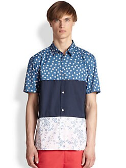 Marc by Marc Jacobs - Ace Floral Sportshirt