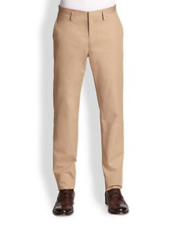 Marc by Marc Jacobs - Harvey Twill Cotton Pants