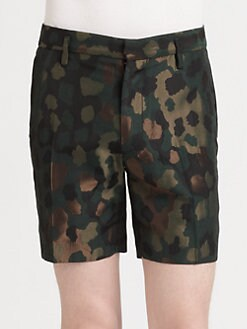 Marc by Marc Jacobs - Monty Camo Jacquard Shorts