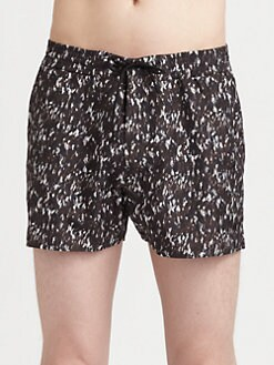 Marc by Marc Jacobs - Camo Swim Trunks