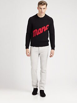 Marc by Marc Jacobs - Crewneck Sweater