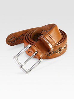 Diesel - Brit Leather Belt