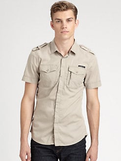 Diesel - Stombol Woven Sportshirt