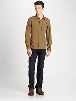 Diesel - Sirananella Woven Sportshirt