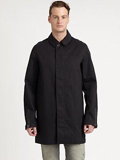 Diesel - Jaguarr Trench Coat