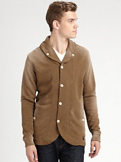 Diesel - Shelter Faded Cardigan