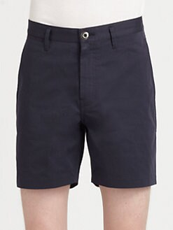 Marc by Marc Jacobs - California Cotton Shorts