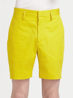 Marc by Marc Jacobs - Harvey Twill Shorts