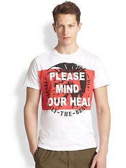 Diesel - Please Mind Your Head Tee