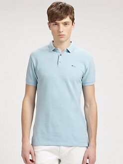 Marc by Marc Jacobs - Cotton Polo Shirt