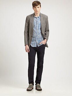 Marc by Marc Jacobs - Bundy Checked Sportcoat