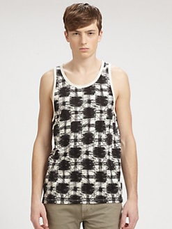 Marc by Marc Jacobs - Sam Printed Tank Top