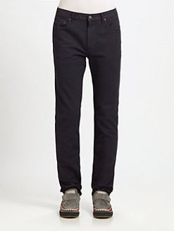 Marc by Marc Jacobs - Hector Stick-Fit Textured Pants
