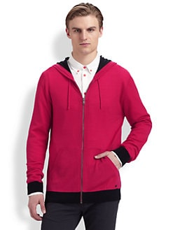 Marc by Marc Jacobs - Kilmer Cashmere Hoodie